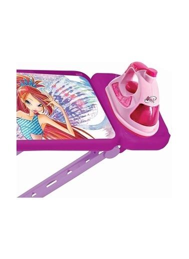 Disney Winx Işıklı Ütü Seti Kız Çocuk Oyuncak Renkli